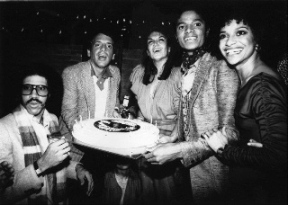 Studio 54 - 21st birthday