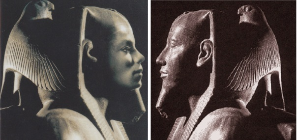 MJ and Khafre
