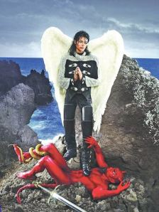2009 painting by David LaChapelle