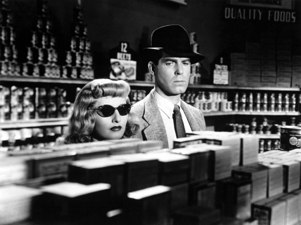 Double Indemnity (Billy Wilder, 1944)