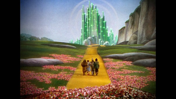 Emerald City-Wizard of Oz