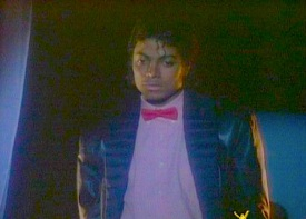 Michael in _her room_ 2