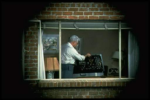 Rear Window, Mr. Thorwald