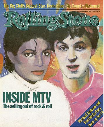 Rolling Stone cover Dec 1983