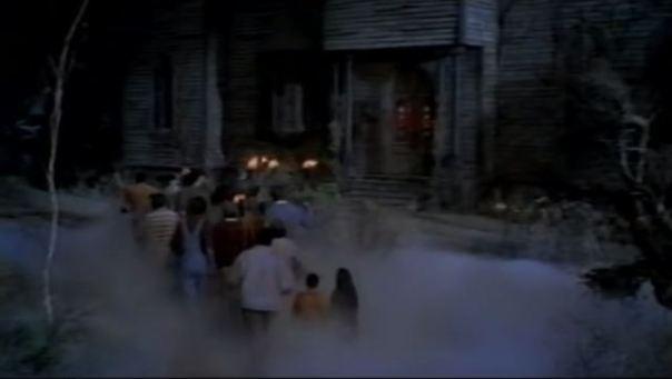 exterior of Maestros house 2 - 1993